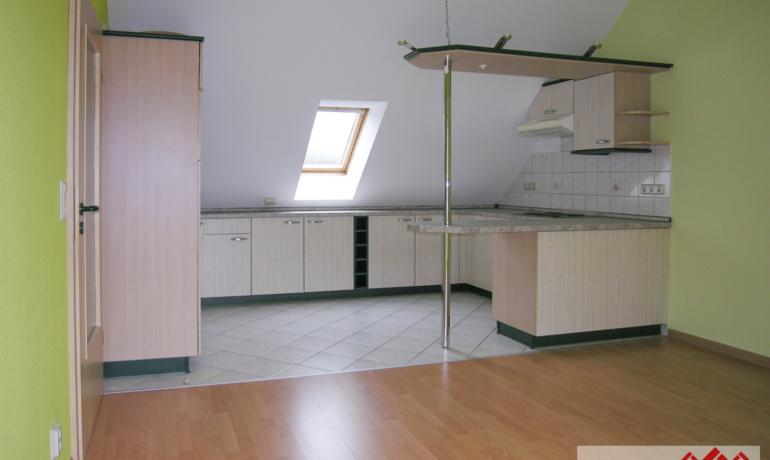 Dachgeschosswohnung in Elbingerode (vermietet)