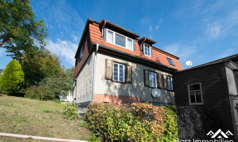 Wohnhaus in bevorzugter Wohnlage von Wernigerode (verkauft)