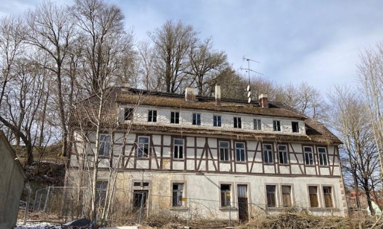 Denkmalgeschütztes Mehrfamilienhaus in Elbingerode